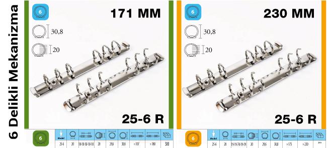 6-delikli-mekanizma-organizer